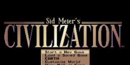 Wisst ihr noch damals … Civilization 1