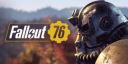 Fallout 76 - Hotfix behebt Fehler vom letzten Patch