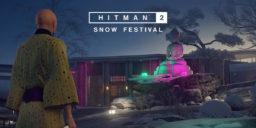 Hitman 2 - Snow Festival ist jetzt kostenlos erhältlich