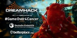 #GameOver4Cancer – MSI mit Spendenaktion zur Dreamhack