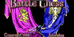 Wisst ihr noch damals … Battle Chess
