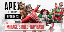 Apex Legends – Holo-Day Bash Event ist gestartet